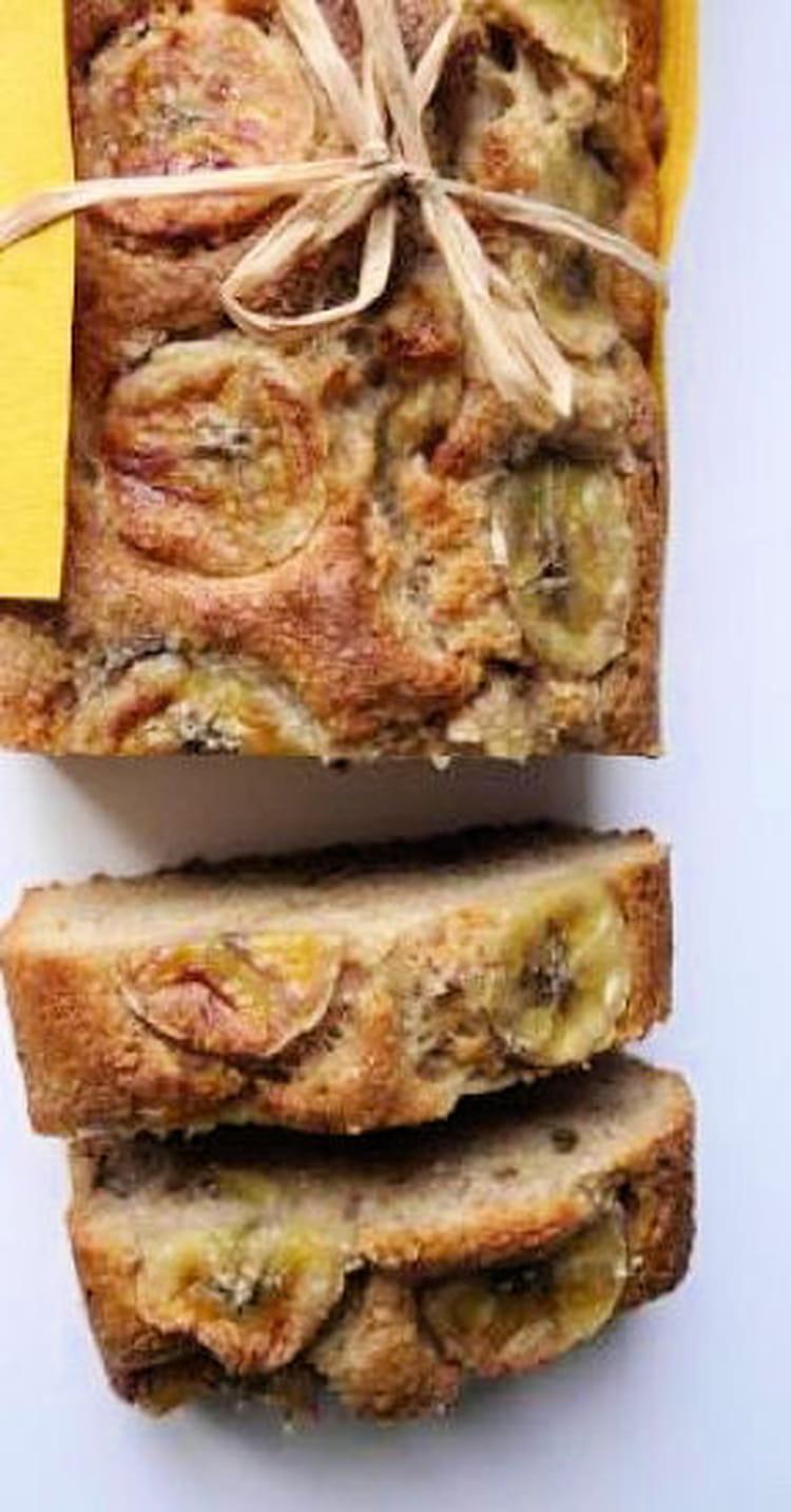 Cake Energetique  Ef Bf Bd La Banane