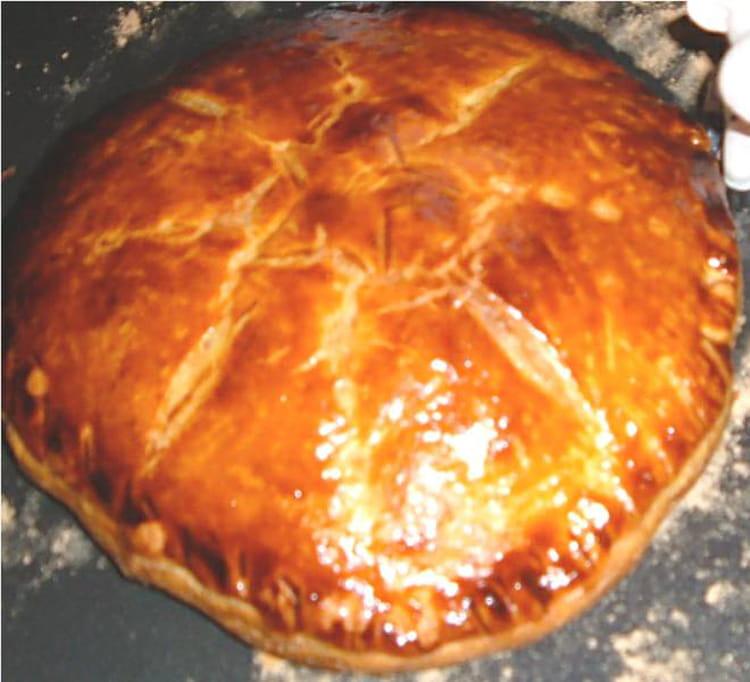 Recette de galette des rois mousseline la recette facile - Recette facile galette des rois ...