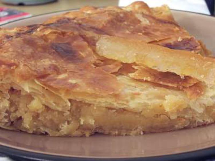 Recette de galette des rois au citron la recette facile - Recette facile galette des rois ...