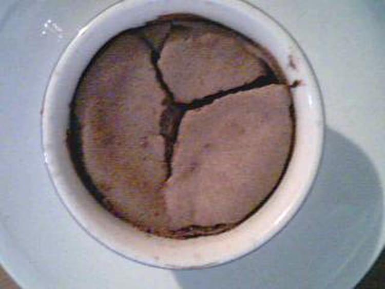 recette de d lices souffl s au cacao sans sucre la recette facile. Black Bedroom Furniture Sets. Home Design Ideas