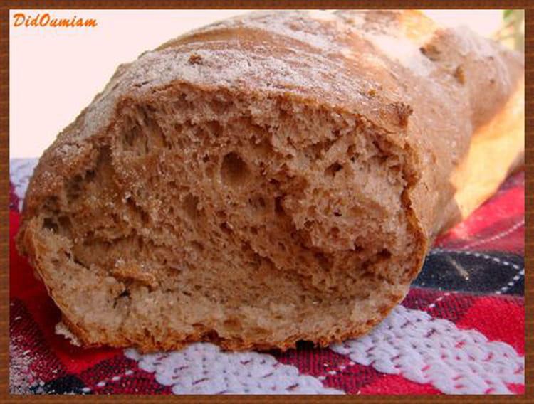 Recette de pain de seigle la noix de muscade la for Noix de muscade cuisine