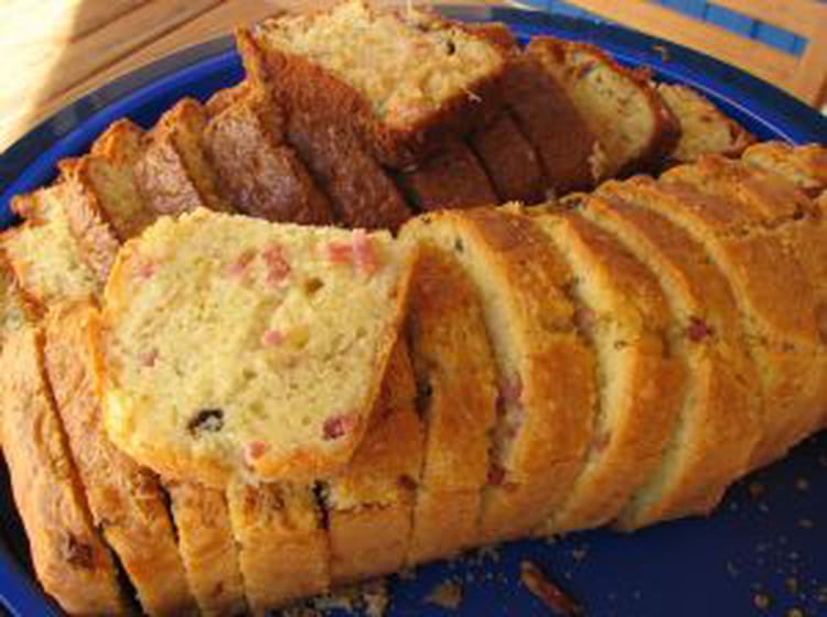 Cake Au Jambon Et Lardons Rapide