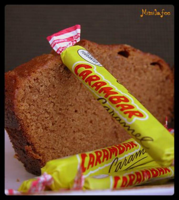 recette de cake aux carambars la recette facile