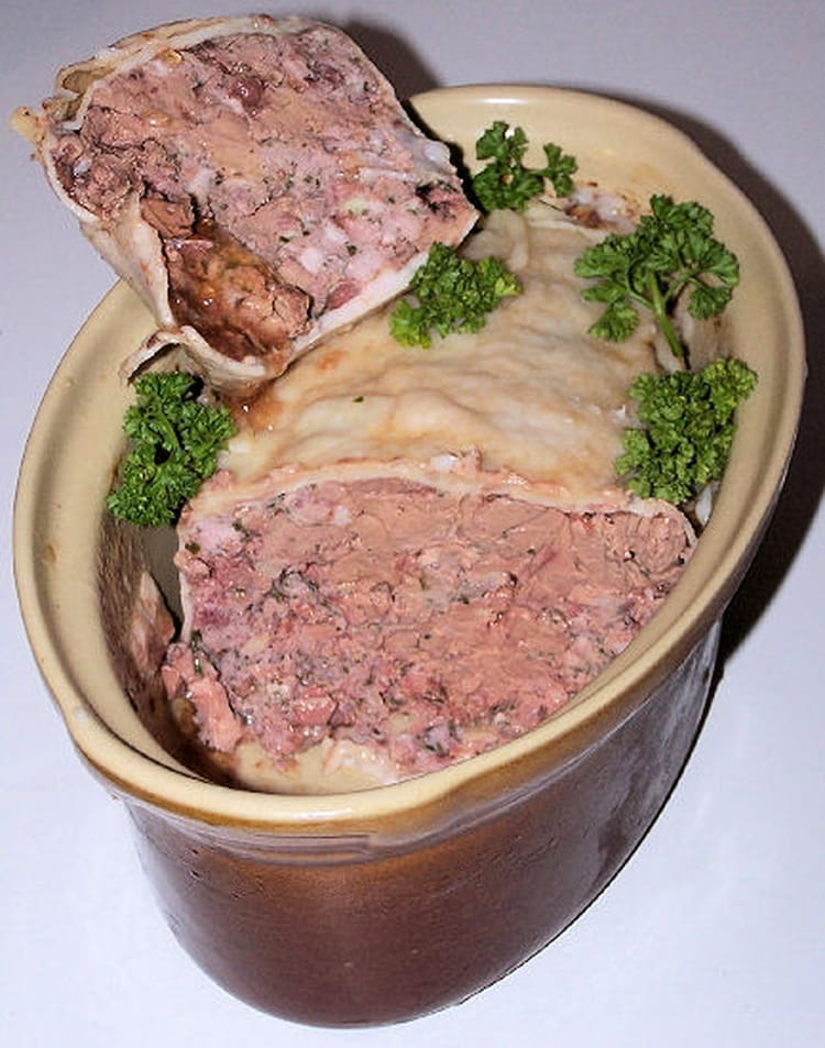 recette de terrine de foies de volaille 224 l armagnac la recette facile