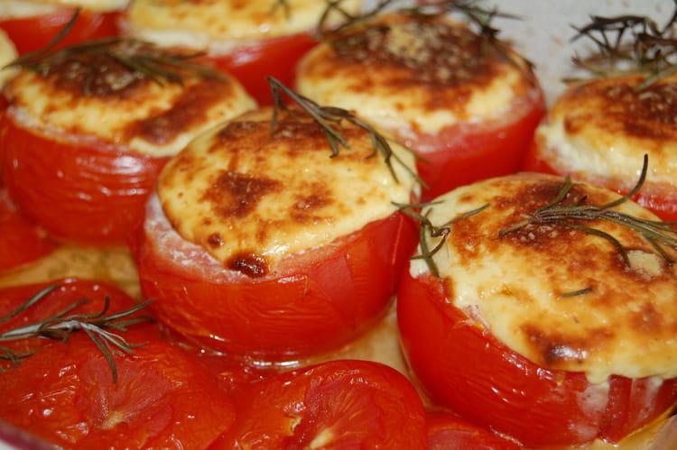 recette de tomates la ricotta la recette facile. Black Bedroom Furniture Sets. Home Design Ideas