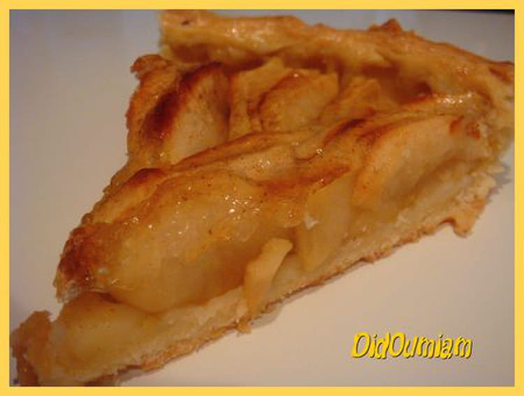 recette de tarte aux pommes simplissime la recette facile