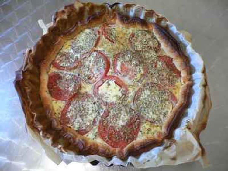 recette de tarte au thon et cr 232 me fra 238 che la recette facile