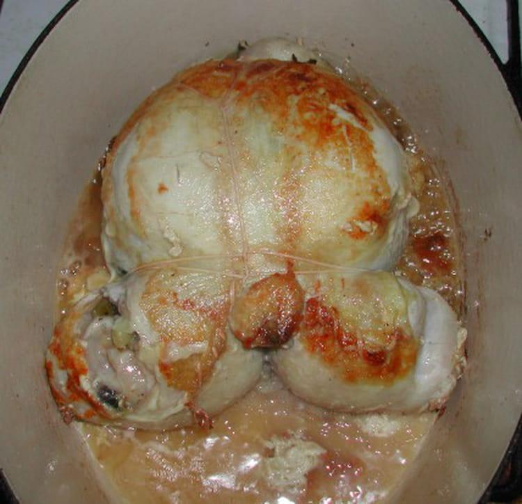 Recette de poulet farci au chou blanc la recette - Cuisiner du chou blanc ...
