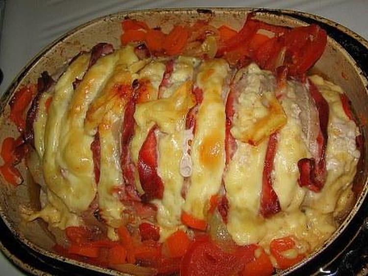 recette de r 244 ti de porc au gratin la recette facile
