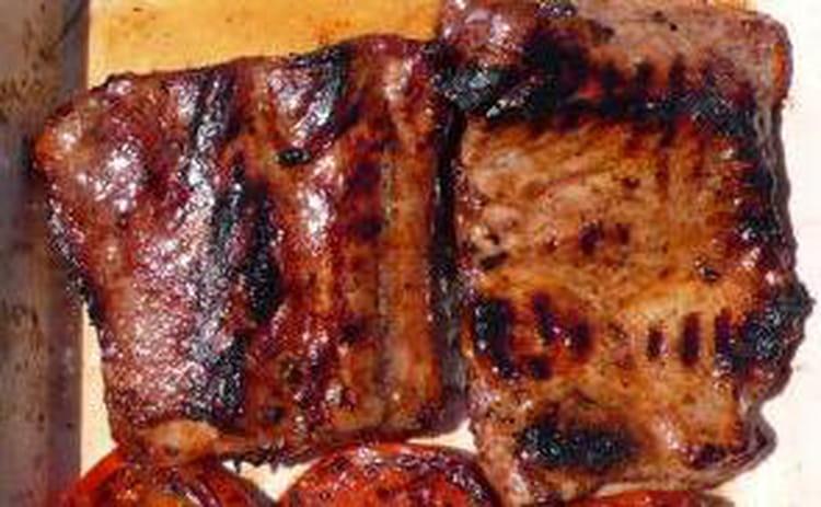 Recette de travers de porc au miel la recette facile - Cuisiner travers de porc ...