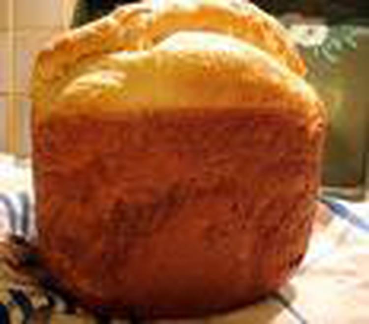 recette de brioche en machine pain la recette facile