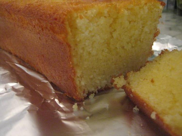 Recette de cake au citron de grand m re la recette facile for Au jardin de ma grand mere