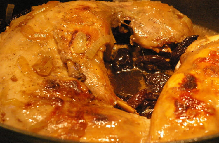 Recette de lapin au miel la recette facile - Recette de lapin facile ...