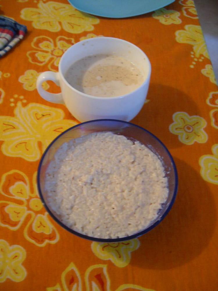recette de riz au lait et noisettes la recette facile. Black Bedroom Furniture Sets. Home Design Ideas