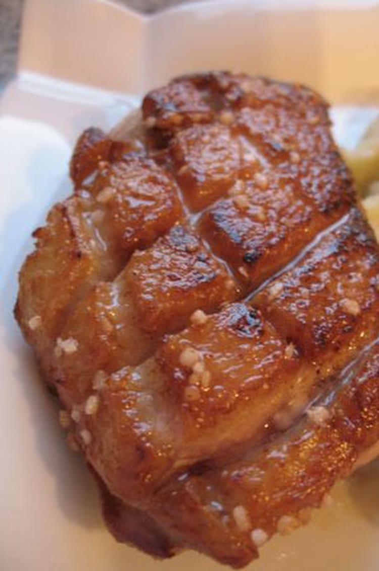 Recette de magret de canard grill sauce foie gras la recette facile - Accompagnement magret de canard grille ...