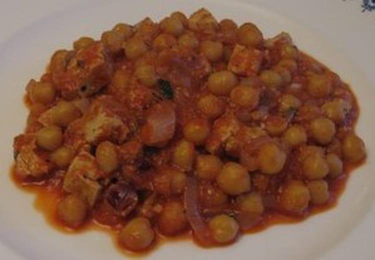 Recette de rago t de pois chiches la recette facile - Cuisiner des pois chiches ...