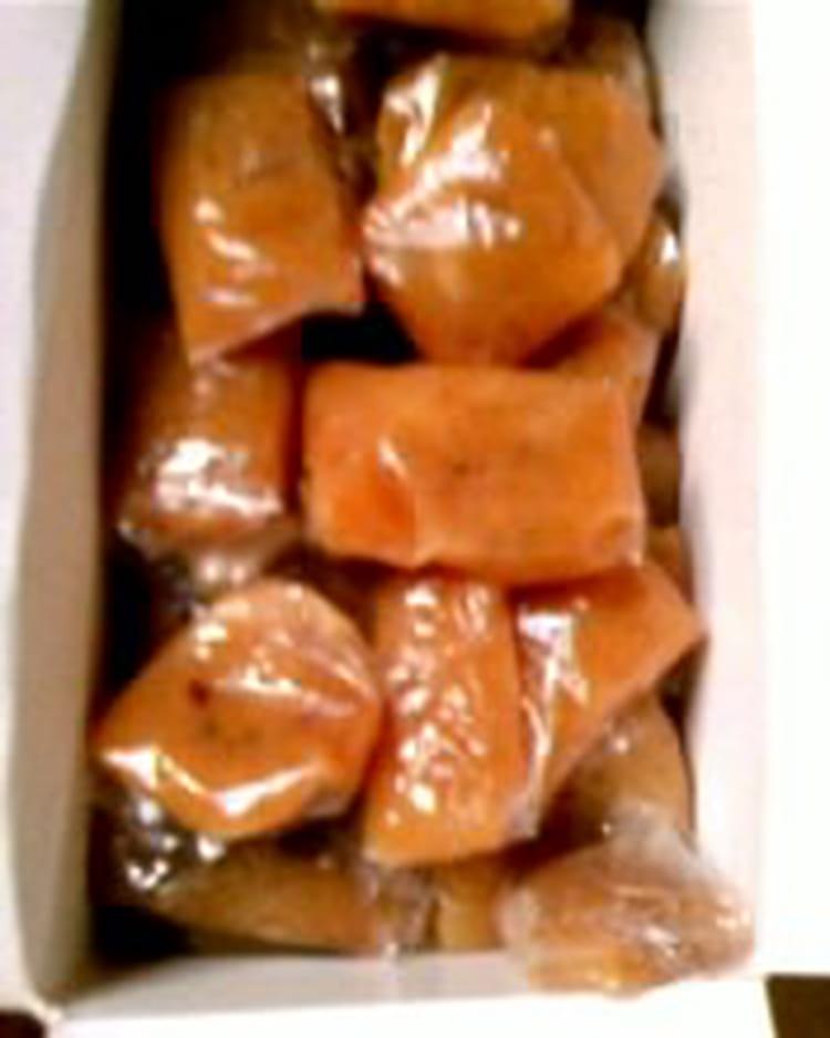 Recette de caramel mou la recette facile - Recette caramel liquide facile ...