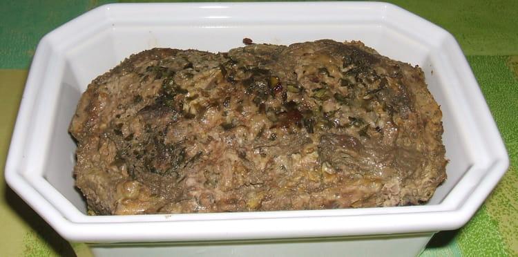 recette de pat 233 de canard aux pistaches la recette facile