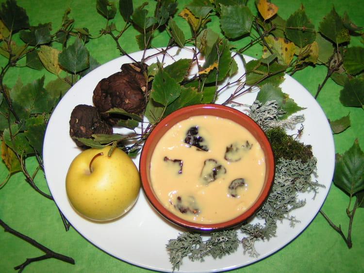 ... de Dessert dautomne aux cèpes caramélisés : la recette facile
