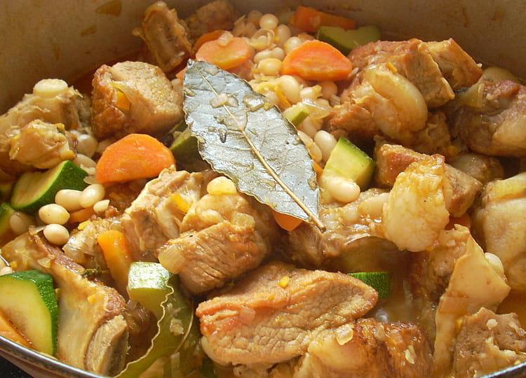 Recette de tendrons de veau brais s l 39 orange la - Cuisiner tendron de veau ...