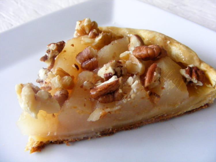 Recette de tarte pommes poires et fruits ol agineux la - Maison de la pomme et de la poire ...