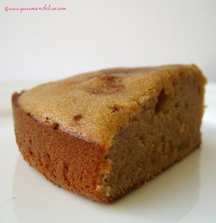 Recette de moelleux la cr me de marrons la recette facile - Dessert a la creme de marron ...