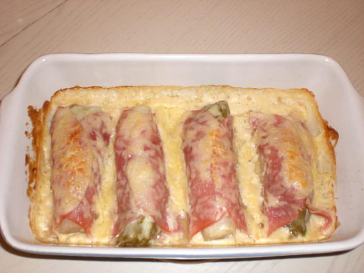 Recette endives au jambon inratables la recette facile - Recette endives au jambon ...