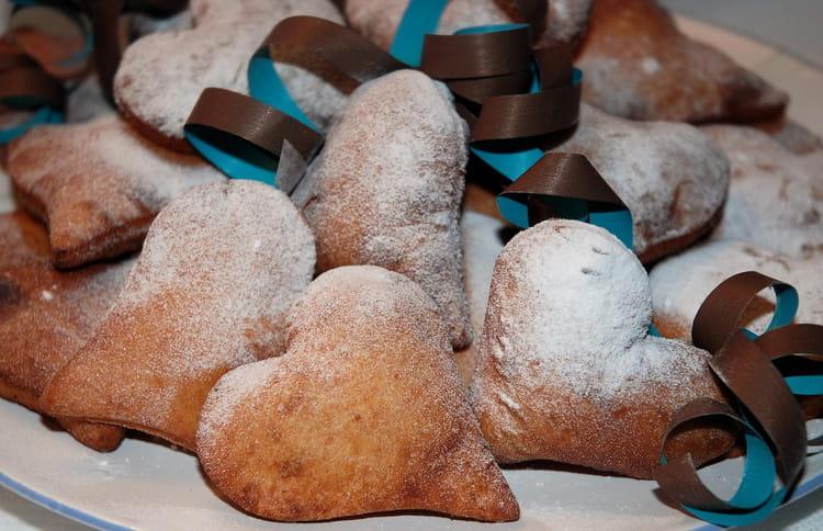 Recette de beignets aux amandes la recette facile - La ferme aux beignets ...