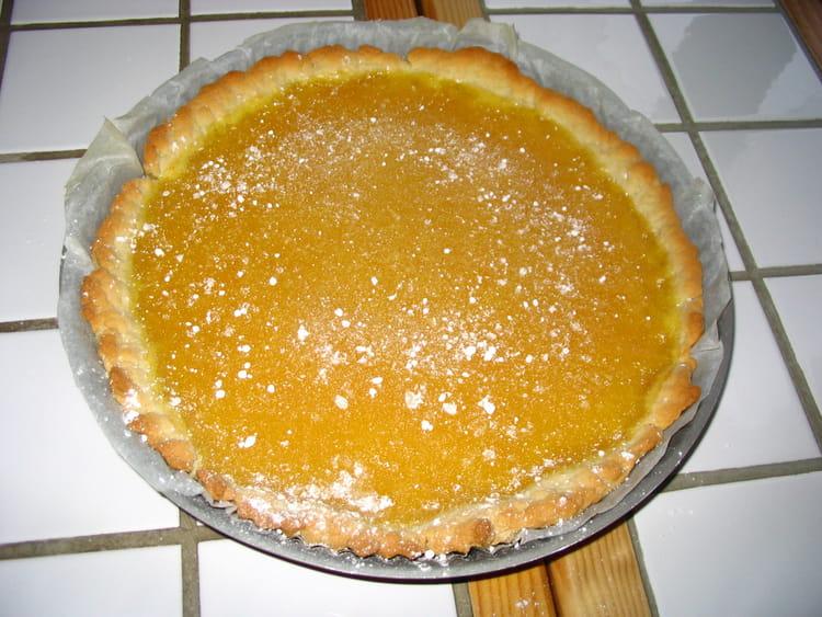 Recette de tarte au citron rapide la recette facile - Tarte au citron facile et rapide ...