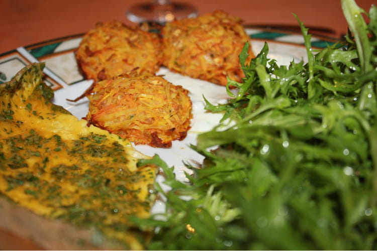 Recette de croquettes bio carottes choux de bruxelles au - Cuisiner chou de bruxelles ...