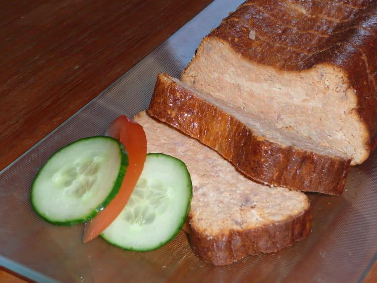 Terrine de thon au coulis de tomates et emmental r p la - Cuisiner du thon en boite ...