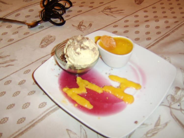 Recette de glace et fruit la recette facile - Recette de glace facile ...