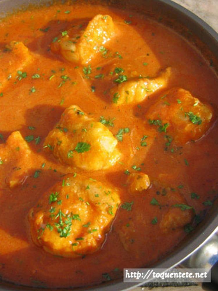 Recette de lotte l 39 armoricaine la recette facile - Lotte a l armoricaine recette cuisine ...