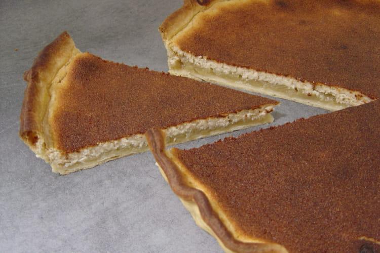 tarte aux pommes et au fromage blanc la recette facile. Black Bedroom Furniture Sets. Home Design Ideas
