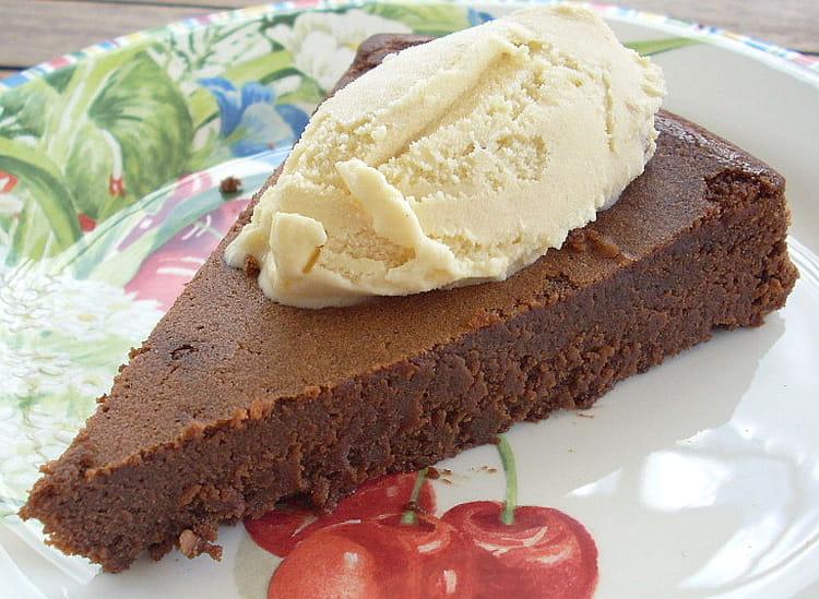 Moelleux au chocolat extra moelleux la recette facile - Decoration moelleux au chocolat ...