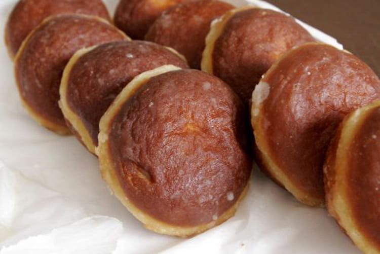 Recette de pounchkis beignets polonais la recette - Recette beignet levure de boulanger ...