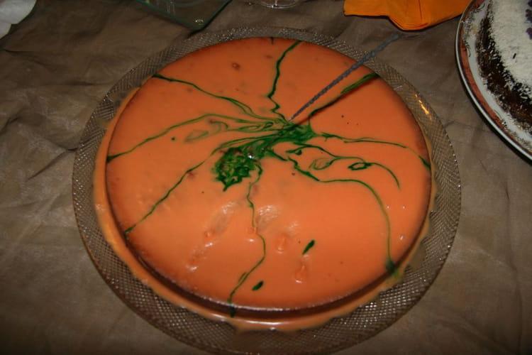 Recette de g teau d 39 halloween au chocolat blanc la - Recette de gateau d halloween ...