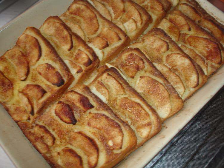 recette de pain perdu au four avec brioche ou pain de mie la recette facile. Black Bedroom Furniture Sets. Home Design Ideas