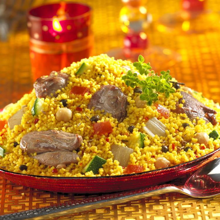 Recette de couscous l 39 orientale lentilles pois chiches - Cuisiner des pois chiches ...