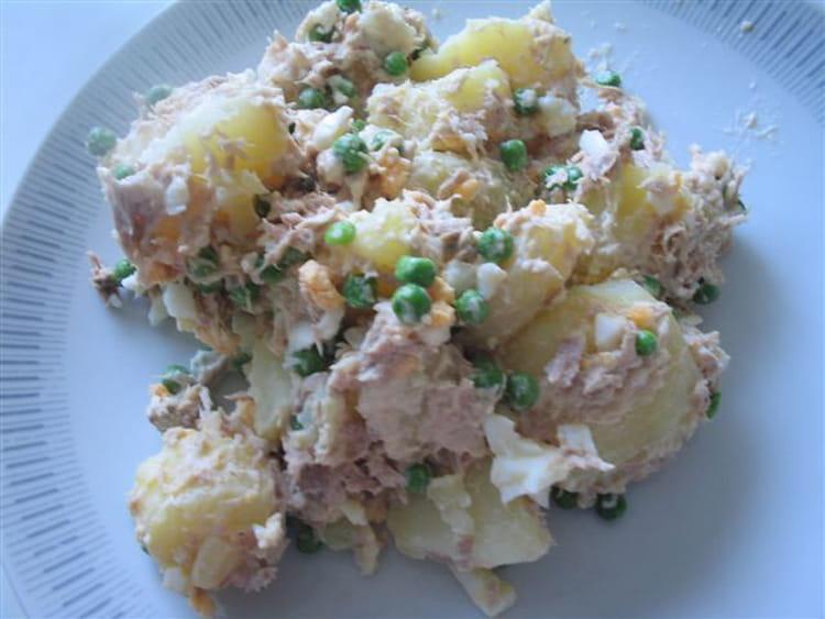 Recette de Salade rapide Biélorusse : la recette facile