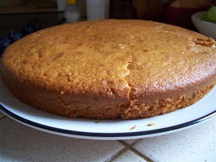 Recette de Gâteau américain à ma façon : la recette facile