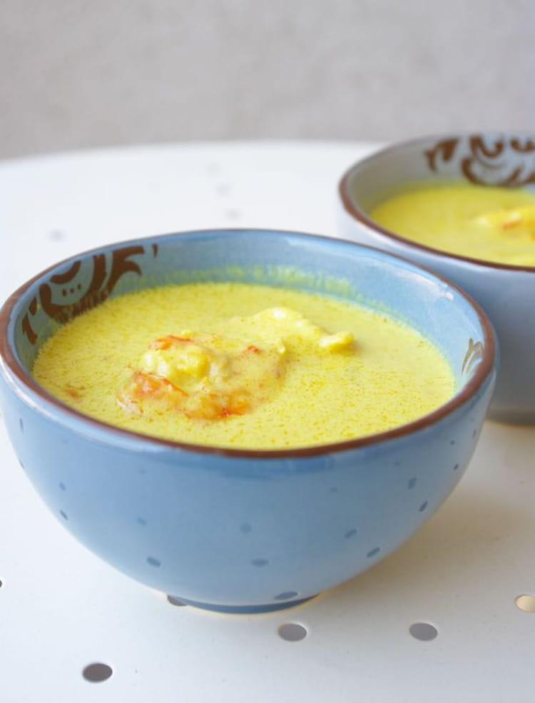 recette de wok de crevettes au lait de coco et 224 la p 226 te de colombo la recette facile