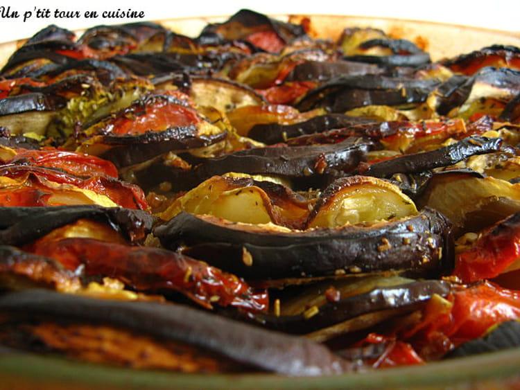 Tian de l gumes simple et rapide la recette facile - Legumes faciles a cuisiner ...