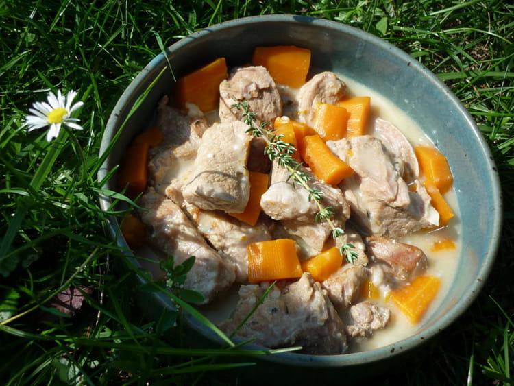 Recette de blanquette de veau au roquefort la recette facile - Blanquette de veau recette facile ...