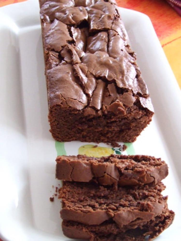Recette de cake fondant au chocolat la recette facile - Fondant au chocolat 2 oeufs ...