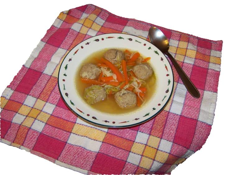 recette de soupe de pot au feu la recette facile