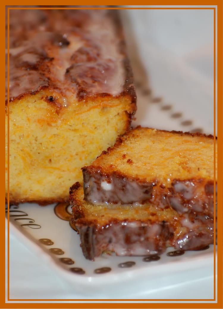 Recette Cake Moelleux Potimarron