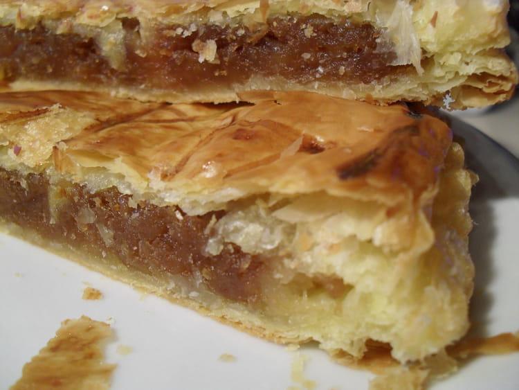 recette de galette la compote de pommes aux sp culoos la recette facile. Black Bedroom Furniture Sets. Home Design Ideas