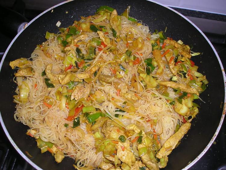 Recette de porc doux au wok la recette facile - Cuisine asiatique facile ...