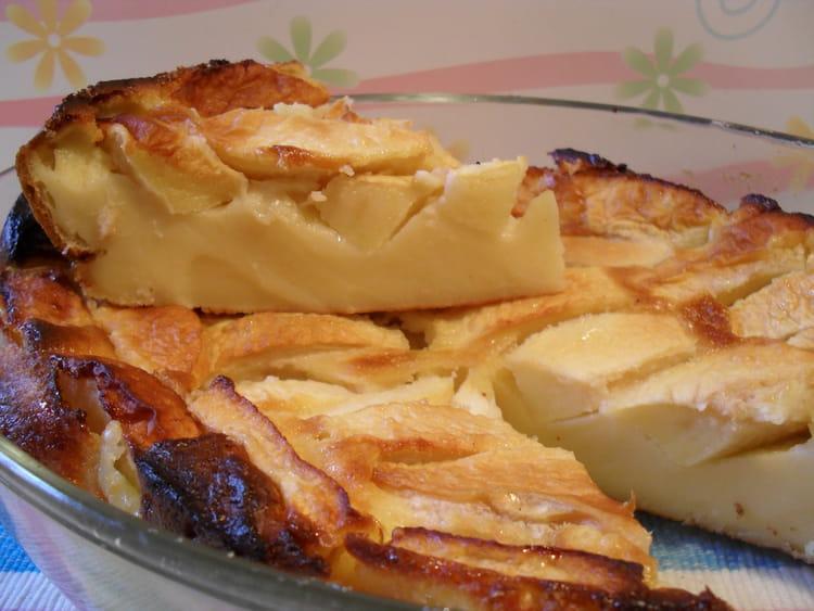 Les spécialités culinaires de chez vous~ Far-breton-aux-pommes